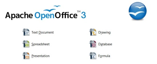 Apache OpenOffice - Interface