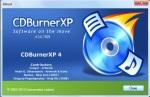 CDBurnerXP - Featured