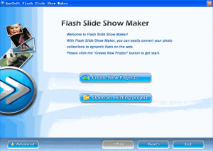 Download Free Flash Slideshow Maker