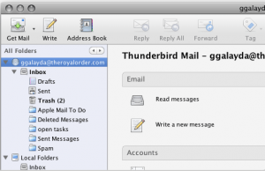 Free Mozilla Thunderbird Download