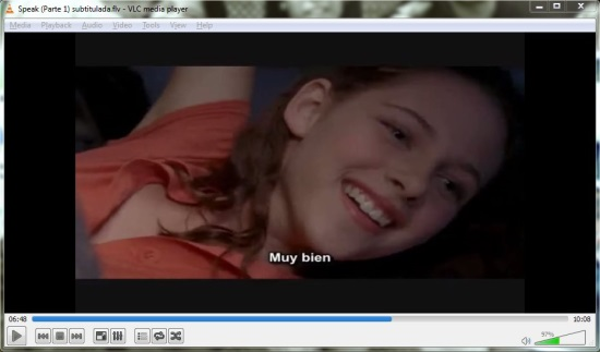 VLC Media Player - Interface