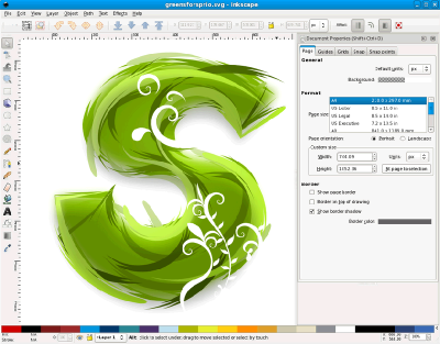 Download Inkscape: Free Replacement for Adobe Illustrator