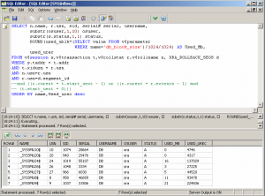 Download Free SQL Editor for Oracle
