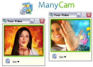 ManyCam Effects