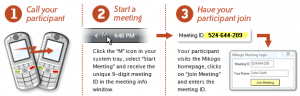 How to Use Mikogo for Online Meetings