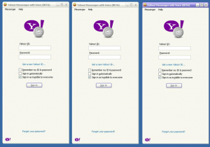 Multi Instances Of Yahoo Messenger