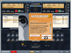 Download UltraMixer Free DJ Software