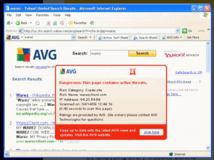 Download AVG LinkScanner Free