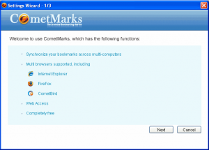 Download CometMarks