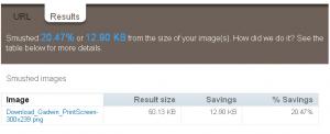 Online Image Size Reducer