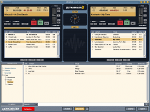Ultramixer Virtual DJ Software