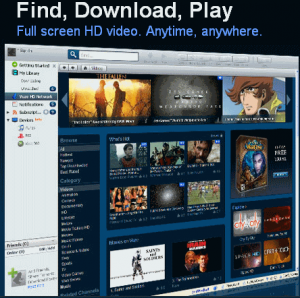 Vuze Download HD Videos