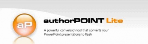 AuthorPoint Lite Convert PowerPoint to Flash