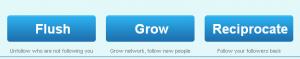 Buzzom Mass Follow and Unfollow Twitter Users