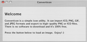 ConverIcon - Convert PNG to ICO Online