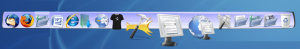 Download RocketDock Mac Style Toolbar for Windows