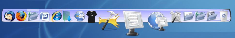 #2 XWindows Dock