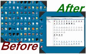 Download Deskcretary Clean Up Desktop