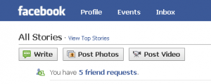 Facebook Lite Options