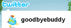 GoodByeBuddy Get Direct Message When Someone Unfollows Twitter