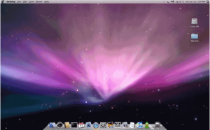 Mac Interface for Linux