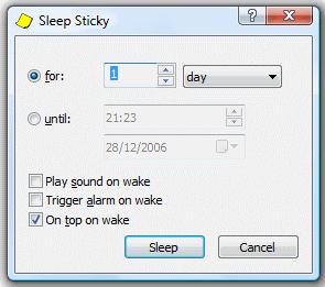 Sticky Reminders