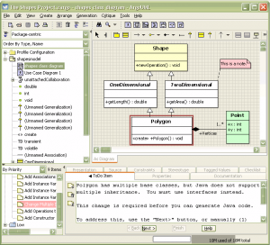 Download ArgoUML UML Modelling Software
