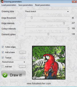 Download Fotosketcher