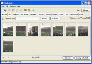 FlickrEdit Bulk download Flickr Photos