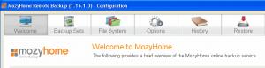 Free Mozy