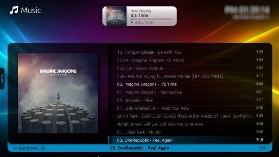 MediaPortal - Music