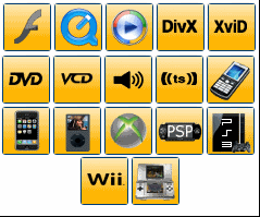 Quick Media Converter Supported Formats