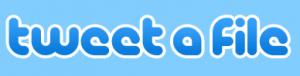 tweetafile - share files on Twitter