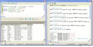 DreamCode Free Oracle SQL Developer
