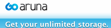 GoAruna Unlimited Online Storage