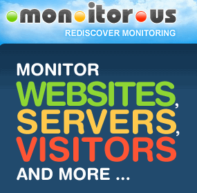 Monitor_US Free Website Monitoring Service