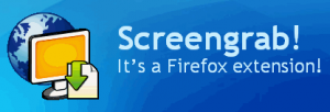 ScreenGrab Firefox Plugin to Capture Entire Webpage