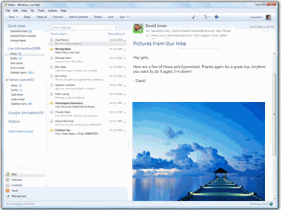 free email software for windows 7