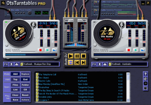 Download OTSTurntables Free DJ SOftware
