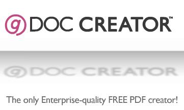 Download gDoc Creator Free