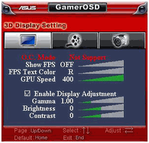 GamerOSD Boost Graphics Card Performance