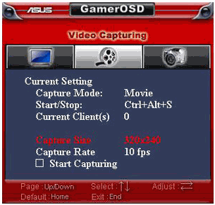 GamerOSD Video Capture Gameplay