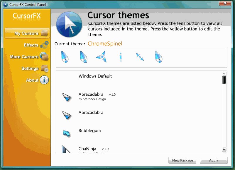 cursor software for windows 7 free download