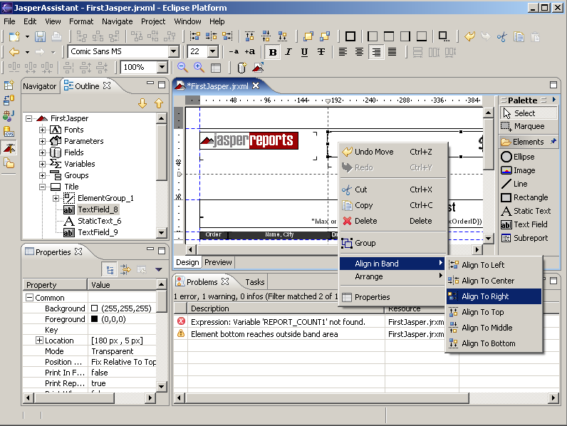 Jasperreports Free Open Source Reporting Software