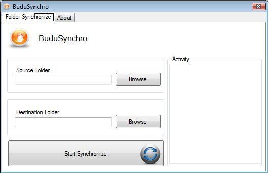 folder synchronization