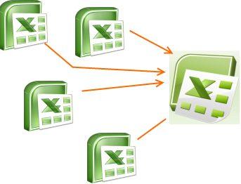 Combine Excels