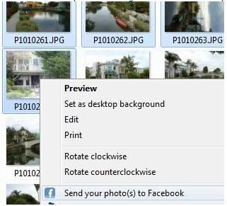 Easy Photo Uploader Facebook