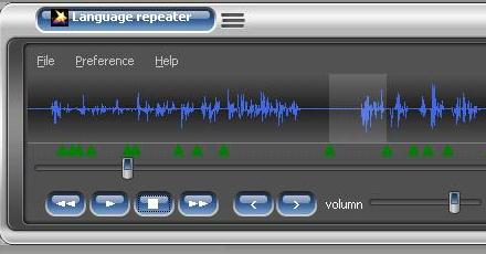 Language Repeater