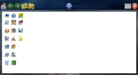 QuickWayToFolders - Desktop Mode