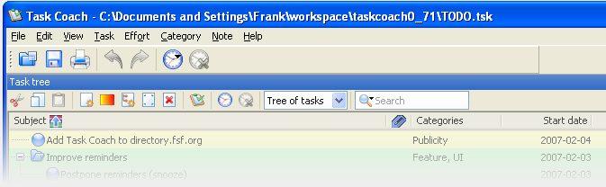 Task Coach